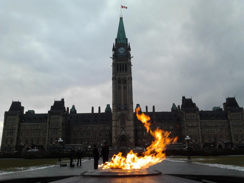 Parliament flame1